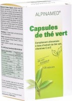Product picture of Alpinamed Green Tea 120 Capsules