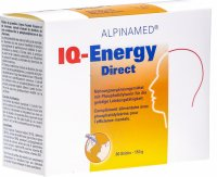 Alpinamed IQ-Energy Direct Direktgranulat 30x 5g