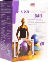 Sissel Securemax Ball 55cm Rot