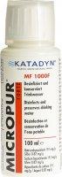 Image du produit Katadyn Micorpur Forte MF 1000F 100ml