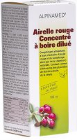 Product picture of Alpinamed Cowberry drinking concentrate 100ml