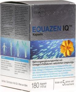 Product picture of Equazen IQ capsules 180 pieces