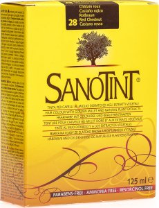 Product picture of Sanotint Hair color 28 reddish brown