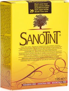 Product picture of Sanotint Hair color 29 dark blond copper