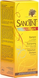 Product picture of Sanotint Colour protection shampoo with golden millet 200ml