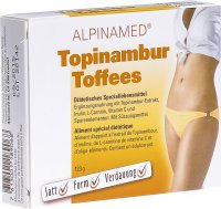 Alpinamed Topinambur Toffee Orange 135g