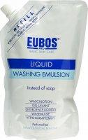Product picture of Eubos Seife flüssig Unparfümiert Blau Refill 400ml