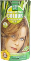 Produktbild von Henna Plus Long Last Colour 7.3 Mittel Gold Blond