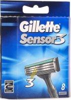 Image du produit Gillette Sensor3 Ersatzklingen 8 Stück