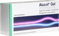 Alucol Gel Pfefferminz 500ml