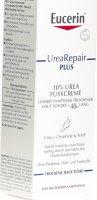 Immagine del prodotto Eucerin UreaRepair PLUS Fusscreme mit 10% Urea 100ml