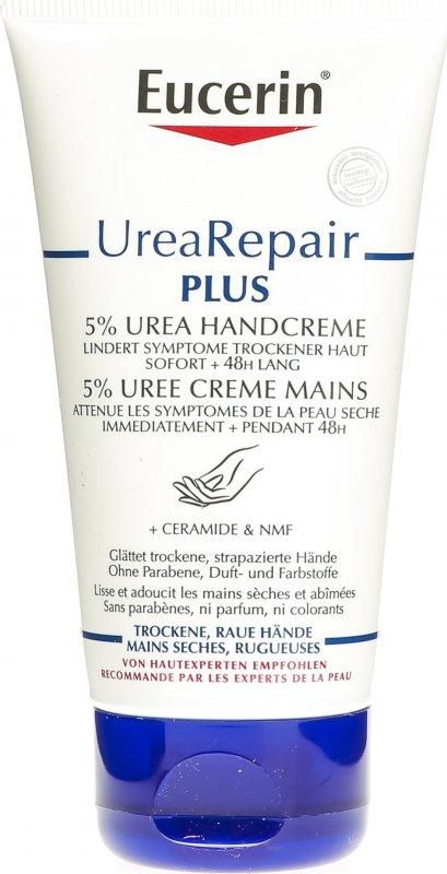 Eucerin UreaRepair PLUS Handcreme mit 5% Urea 75ml in der