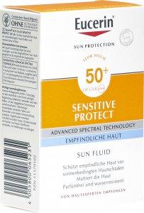 Product picture of Eucerin Sun Fluid matting face SPF 50+ 50ml