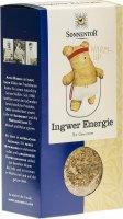 Image du produit Sonnentor Ingwer Energie Tee 100g