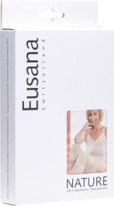 Product picture of Eusana Knee Elbow Warmer Anatomical Size L Ivoire 1 Pair
