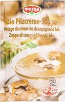Image du produit Morga Pilzcreme Suppe Bio 42g