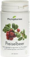 Product picture of Phytopharma Cranberry Tablets 280 pieces