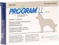 Program Ll Lacktabletten 409mg Ad Us Vet. 6 Stück