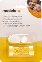 Image du produit Medela Ventile & Membrane Ersatzteil