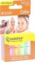 Product picture of Ohropax Color Gehörschütze aus Schaumstoff 8 Stück