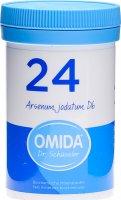 Image du produit Omida Schüssler No24 Arsenum Jod Tabletten D 6 100g