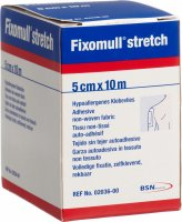 Fixomull Stretch Klebevlies 10mx5cm Rolle