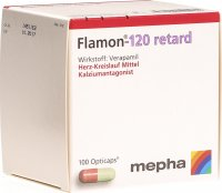 Flamon 120 Retard Opticaps 120mg 100 Stück