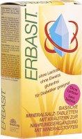 Product picture of Erbasit basische Mineralsalz-Tabletten mit Kräutern ohne Lactose 90 Stück