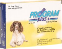 Program Plus M Filmtabletten Ad Us Vet. 6 Stück