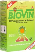 Image du produit Biovin Biologischer Aktivdünger Pulver 1kg