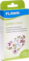Flawa Junior Plast Strips Bunt Ass 20 Stück