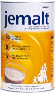 Product picture of Jemalt 13+13 Powder can 900g