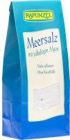 Product picture of Vanadis Meersalz Jodiert Beutel 500g