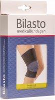 Product picture of Bilasto Knee bandage size M Black/ Blue