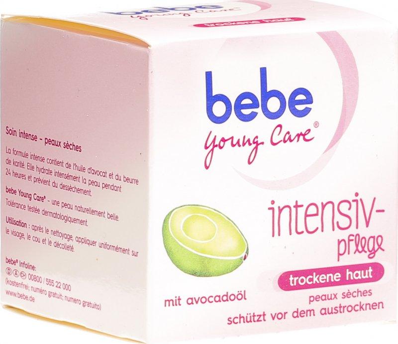 Atemberaubend Bebe Young Care Intensive Creme Topf 50ml in der Adler Apotheke @IP_78