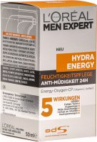 Immagine del prodotto L'Oréal Men Expert Hydra Energy Feuchtigkeitspflege Anti-Müdigkeit 24H 50ml