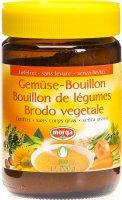 Image du produit Morga Gemüse Bouillon Hefefrei Fettfrei Bio 200g
