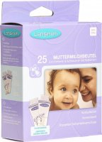 Image du produit Lansinoh Muttermilchbeutel 25 Stück