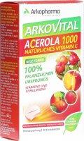Image du produit Acerola 1000 Kautabletten 30 Stück