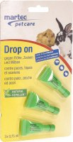Martec Pet Care Drop On für Nager 3x 0.75ml
