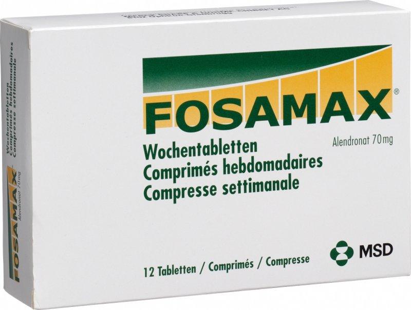 Fosamax Generic 70 Mg