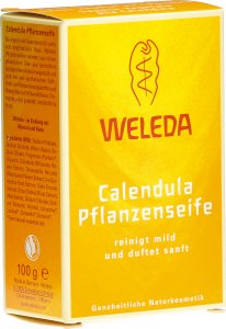Product picture of Weleda Baby Calendula plant soap 100g