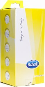 Product picture of Scholl Shoe Fitness New Massage Size 35 White 1 Pair