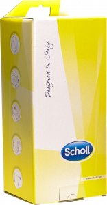 Product picture of Scholl Shoe Fitness New Massage Size 36 White 1 Pair
