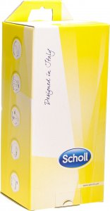 Product picture of Scholl Shoe Fitness New Massage Size 39 White 1 Pair