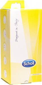 Product picture of Scholl Shoe Fitness New Massage Size 40 White 1 Pair