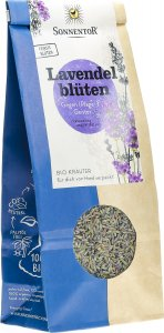 Product picture of Sonnentor Lavender blossom tea bag 70g