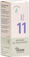 Product picture of Pflueger Schüssler Nr. 11 Silicea Tropfen D 12 30ml