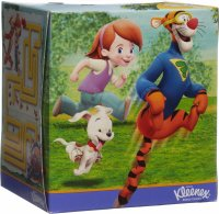 Kleenex Disney Würfel 3lagig 56 Tuecher Ass Box