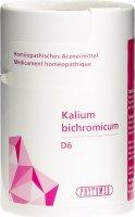 Image du produit Phytomed Schüssler Kalium Bichr Tabletten D 6 100g